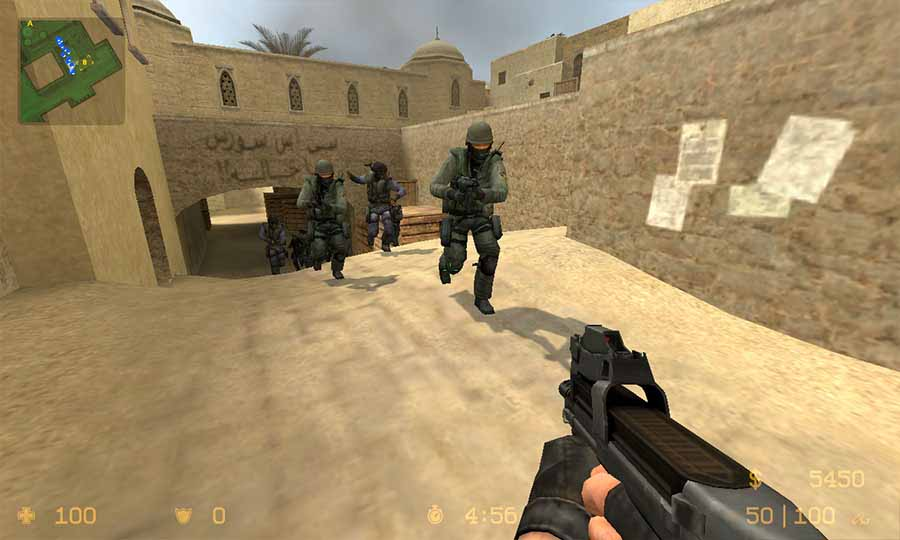 counter strike 1 6 скачать сетевая version pack 4 binary file